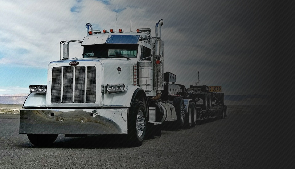 RMS Cranes Heavy Haul Trucking Service in Denver, Colorado