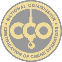 All RMS Cranes Operators and Riggers are NCCCO and NCCER Certified